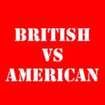 Различия британского и американского английского языка