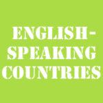 Англоязычные страны