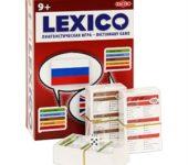 Обзор настольной игры Lexico — учим английский играючи