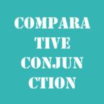 Сравнительные союзы в английском языке с переводом и произношением
